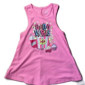 🌸4 for $20🌸Wonder Nation girls pink tank - small